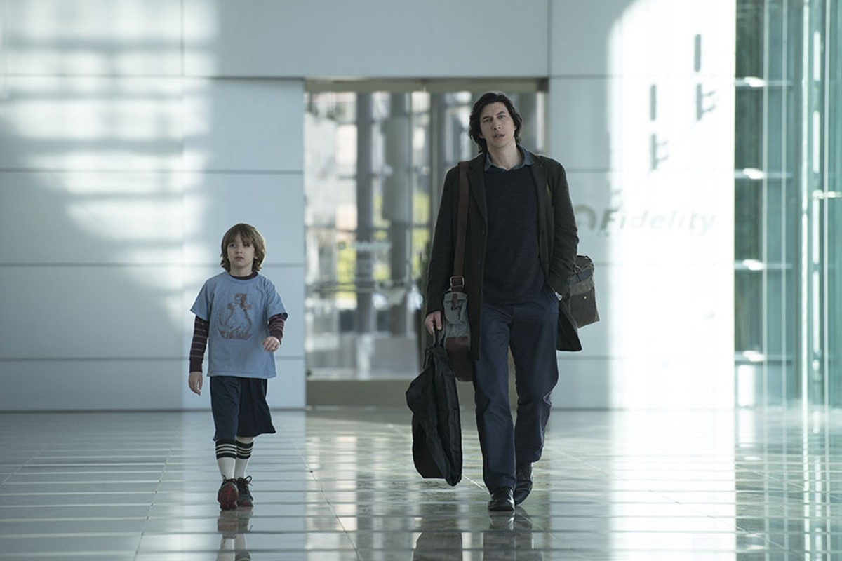 Henry and his father Charlie (Azhy Robertson and Adam Driver) are separated by distance and divorce.