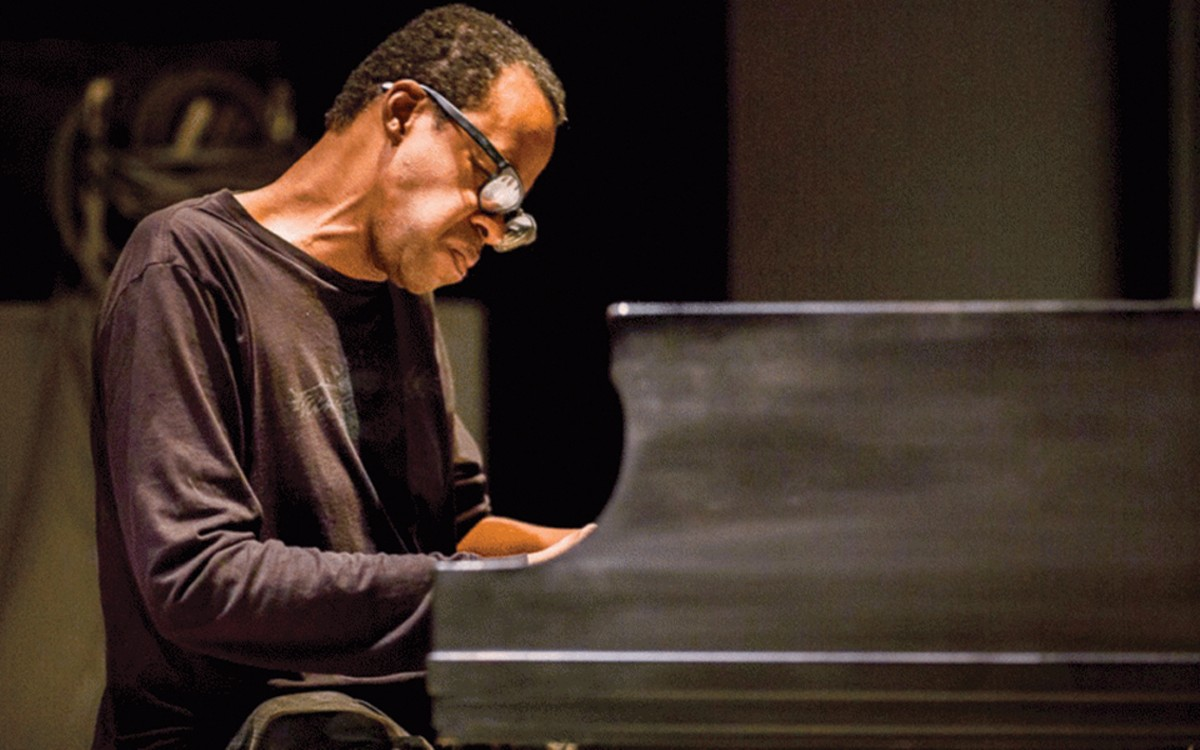 Jazz pianist Matthew Shipp will perform at 560 Music Center as part of New Music Circle's 61st season this Friday.