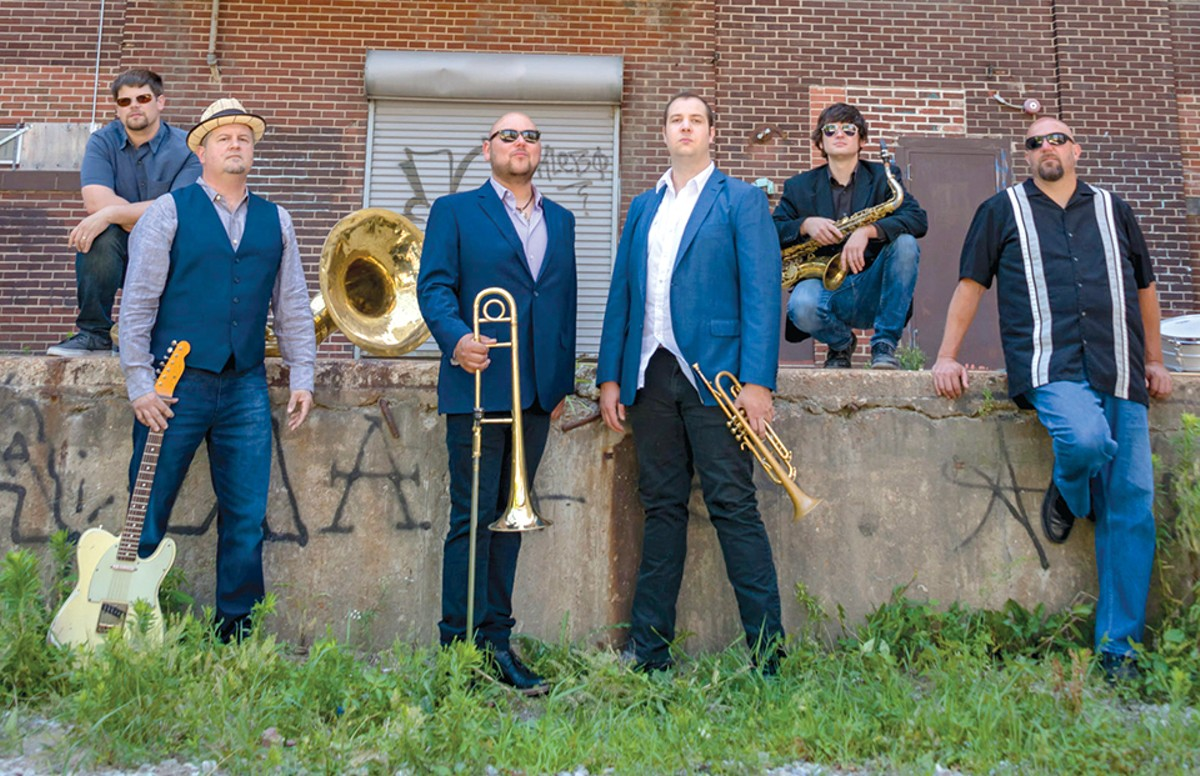 A bonafide St. Louis institution, the Funky Butt Brass Band is never content to rest on its laurels.