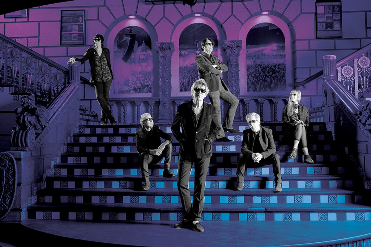 Made of Rain, due May 1, is the first album by the Psychedelic Furs since 1991's World Outside.
