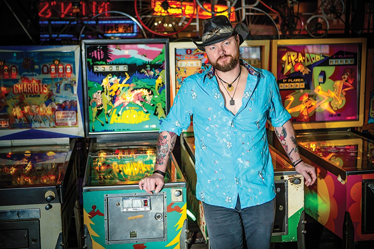 For his latest LP, Heavens to Betsy, Jeremiah Johnson is less interested in twelve-bar blues and more inspired rootsy rock & roll.