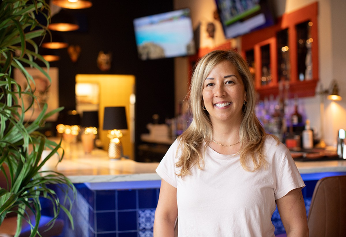 Diego's chef-owner Natasha Kwan found a familiar place for her new restaurant.