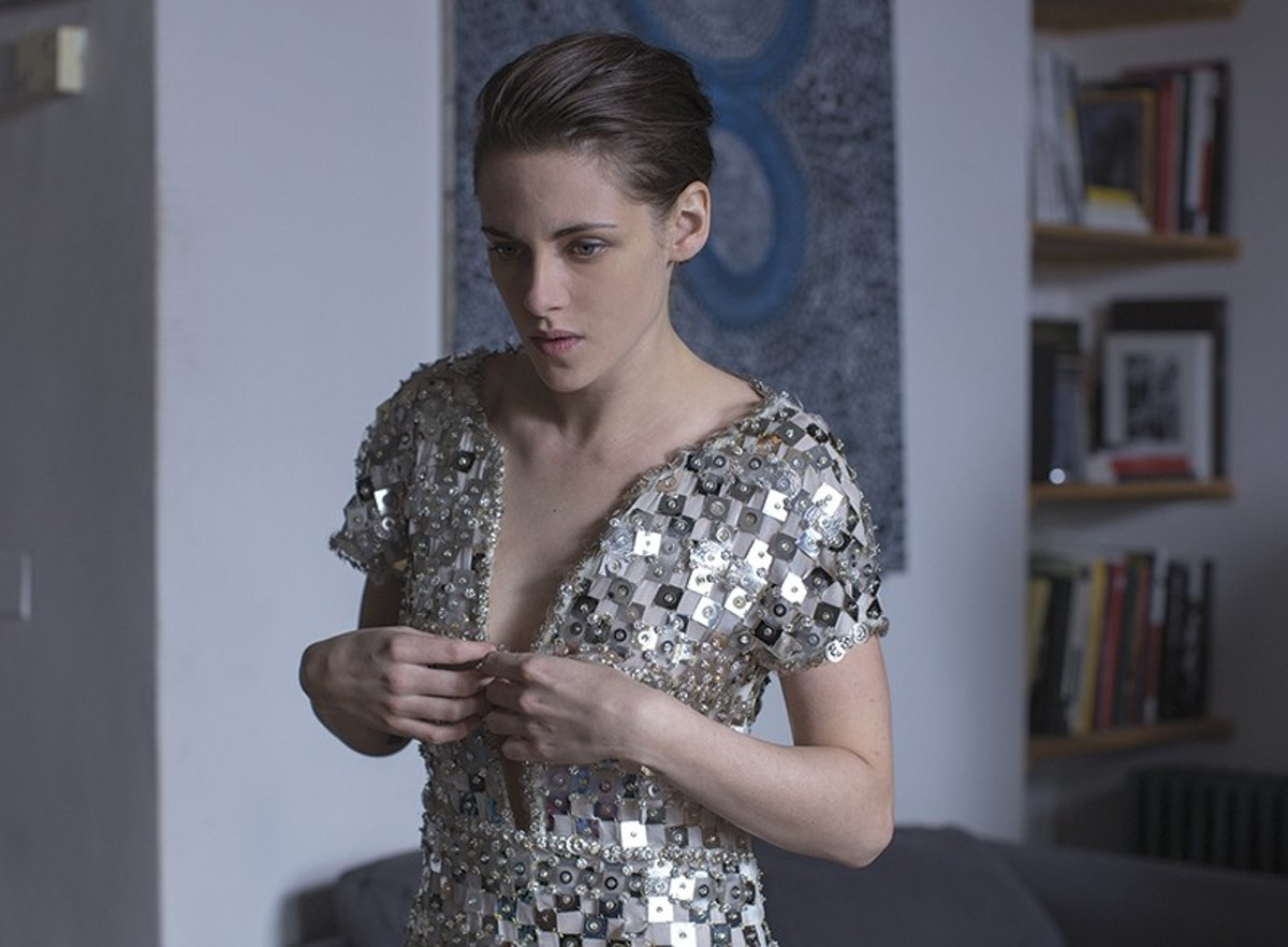 Kristen Stewart wanders through the world in search of actual communication.