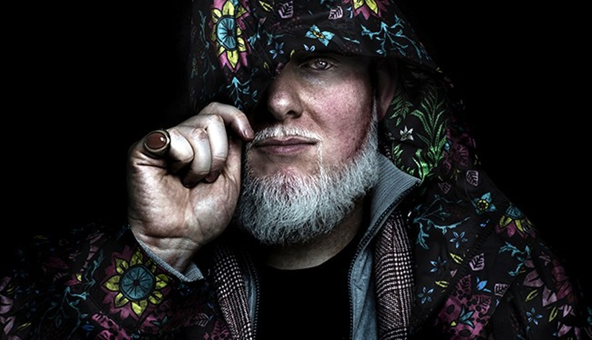 "Though his new album is not overtly political, Brother Ali says, ""Connecting on the human level is a revolutionary act."""