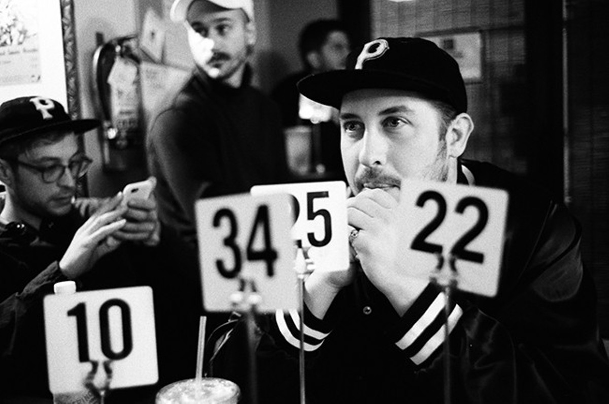 Portugal. The Man is playing the Pageant this weekend.
