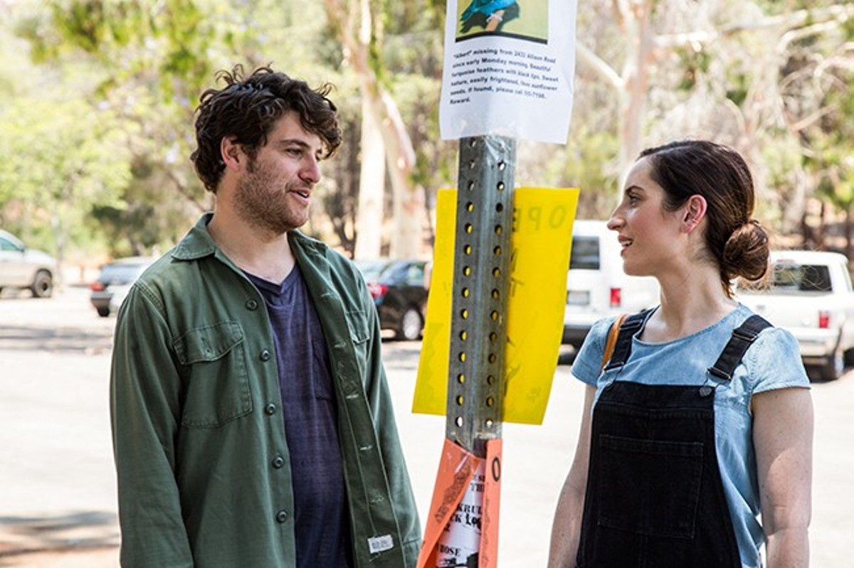 Anna (Zoe Lister-Jones) and Ben (Adam Pally) start a band so they don't have to talk to each other.