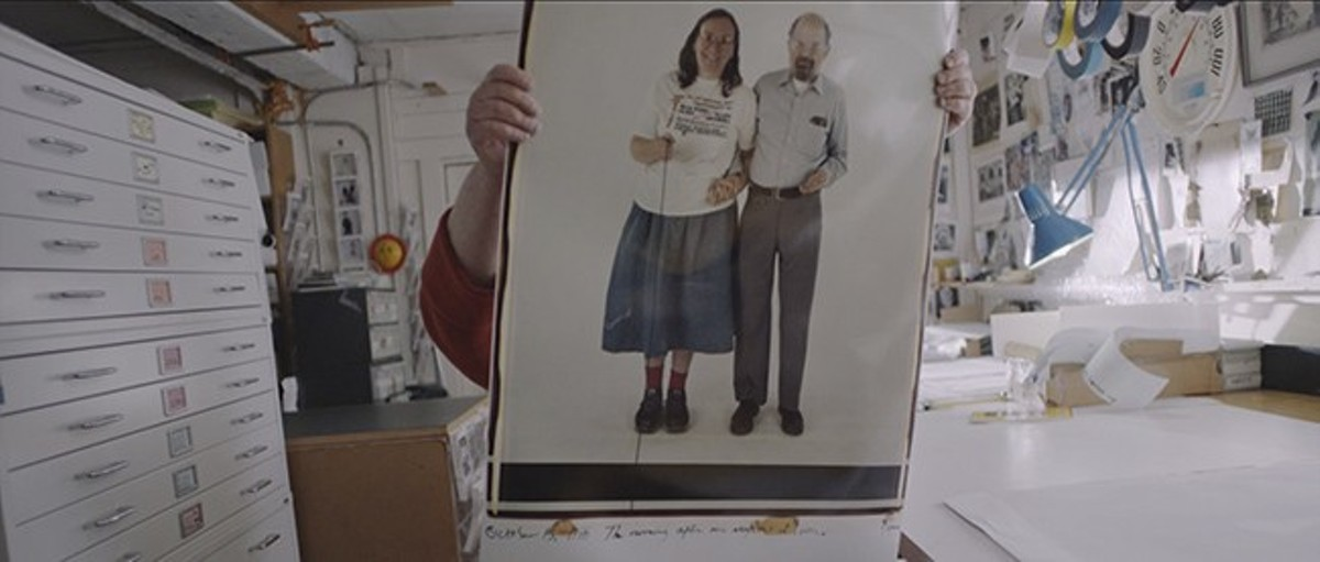 Elsa Dorfman's large-format Polaroids are always the second-best of the bunch.