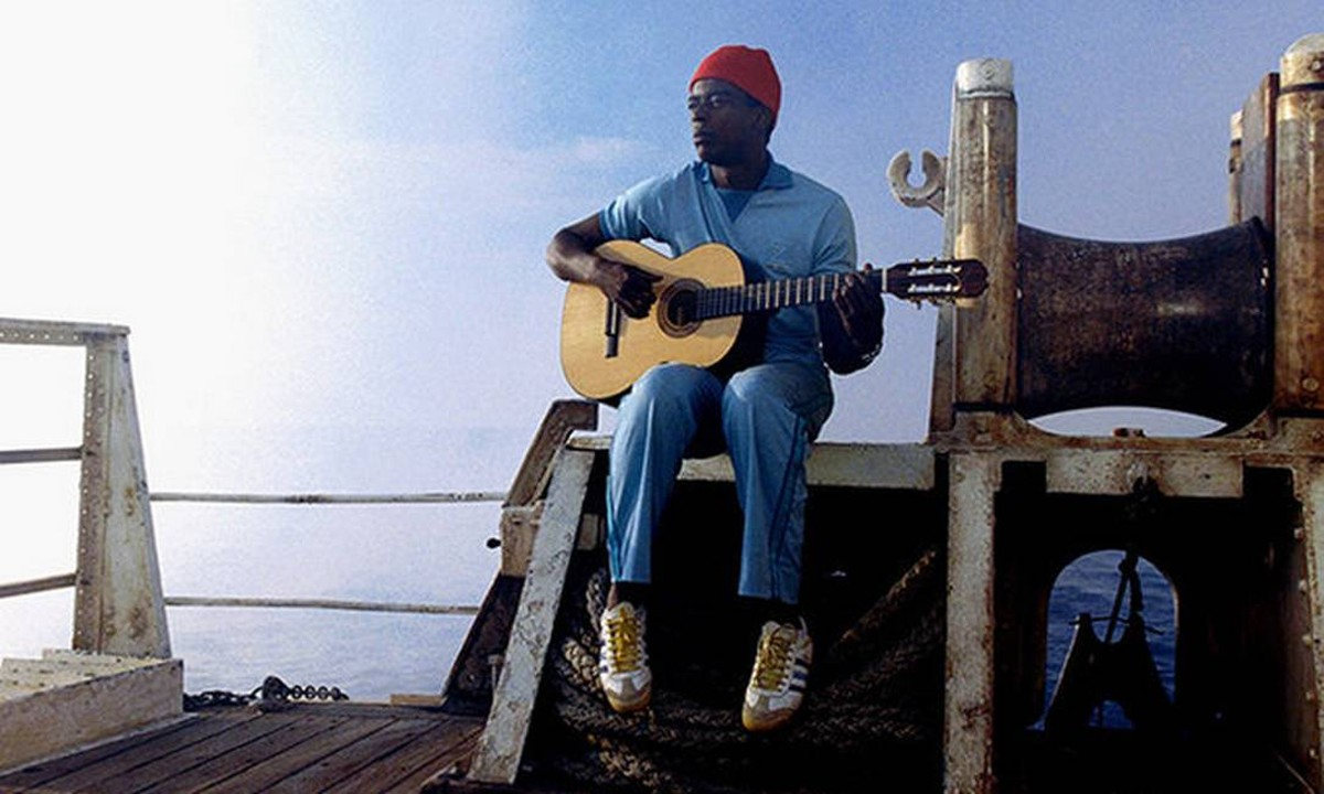 Seu Jorge pays tribute to David Bowie -- and The Life Aquatic -- at the Pageant on September 12