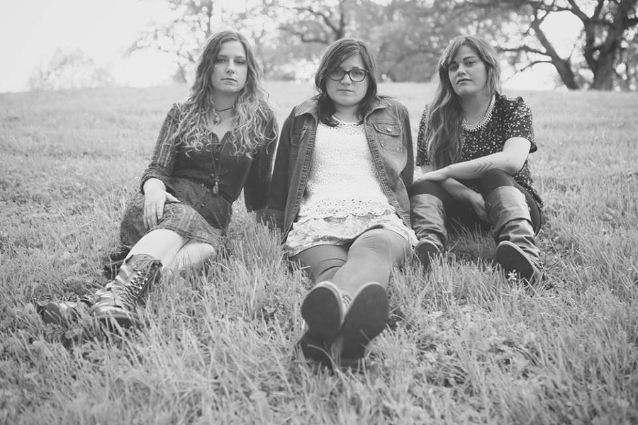 River Kittens performs this Sunday at Broadway Oyster Bar as part of Voodoo Mama Fest 2. - PHOTO VIA ARTIST BANDCAMP
