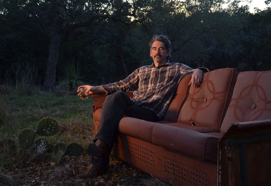 Slaid Cleaves will perform at Off Broadway on Sunday, July 22. - PHOTO BY KAREN CLEAVES