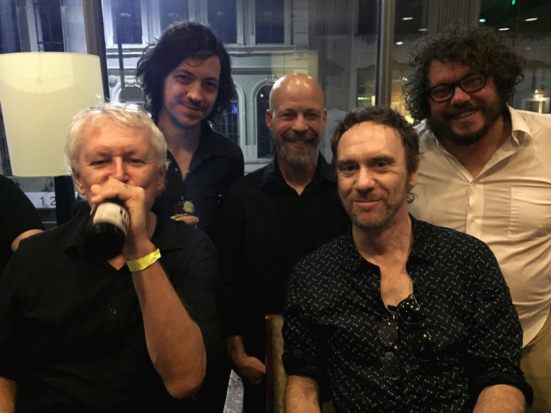 Catch Guided By Voices on Sunday, June 17 at the Atomic Cowboy Pavilion. - VIA TELL AL YOUR FRIENDS PR