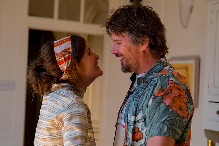 Ethan Hawke has become the Jeff Bridges of his generation. - ALEX BAILEY/COURTESY OF LIONSGATE AND ROADSIDE ATTRACTIONS
