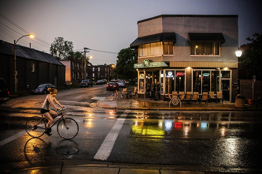 There's no better place to be than Cherokee Street. - FLICKR/PAUL SABLEMAN