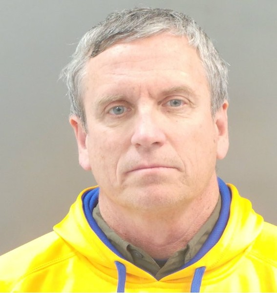 John Ryan, shown in his mugshot. - COURTESY OF ST. LOUIS METROPOLITAN POLICE DEPARTMENT