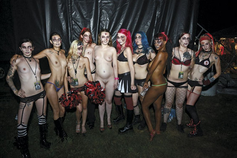 Naked juggalettes having sex