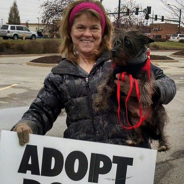 Jean Woolery runs the Jefferson County Humane Society as a volunteer when she's not substitute teaching for the Special School District. - COURTESY OF JEAN WOOLERY