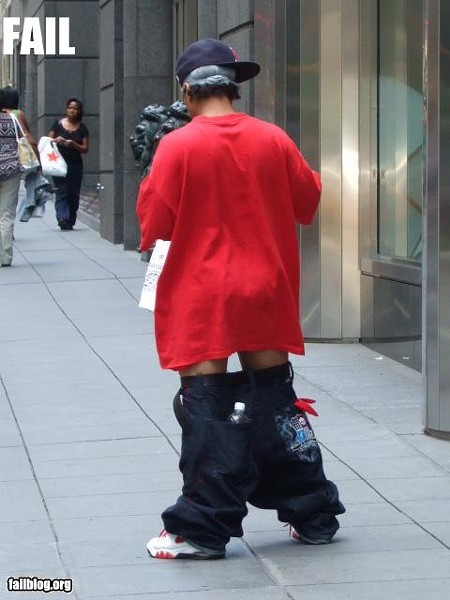 In addition to mockery, this sagger would now be subject to fines in Collinsville.