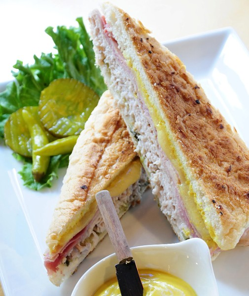 CUBAN SANDWICH | PICKLES DELI