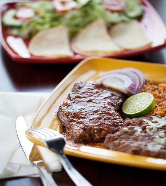 """Fiesta! Modern Mexican Cuisine's """"Fiesta Steak"""" - JENNIFER SILVERBERG"""