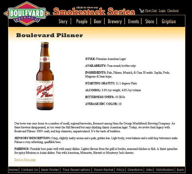 SCREENSHOT: WWW.BLVDBEER.COM