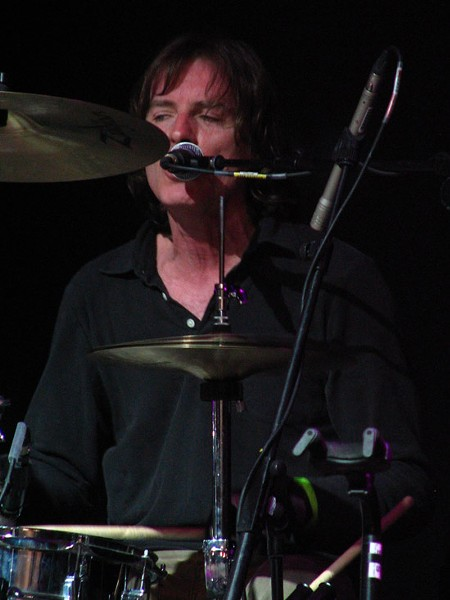 Jody Stephens - MARCELO COSTA VIA WIKIMEDIA COMMONS