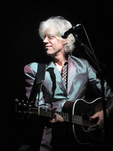 Bob Geldof - DANA PLONKA