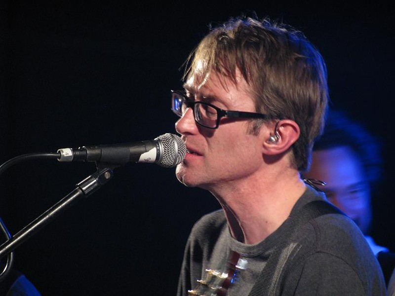 Vocalist Frank Reader - ANNIE ZALESKI