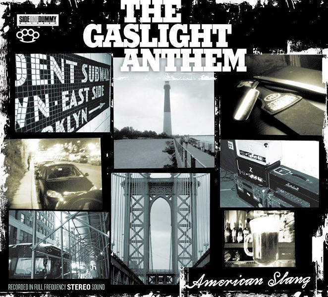 Gaslight Anthem's American Slang