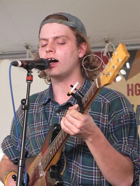 Mac DeMarco at SXSW - DANA PLONKA