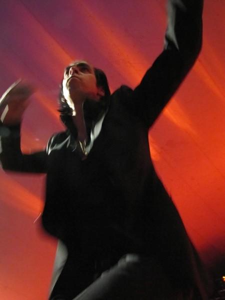 Nick Cave at SXSW - DANA PLONKA