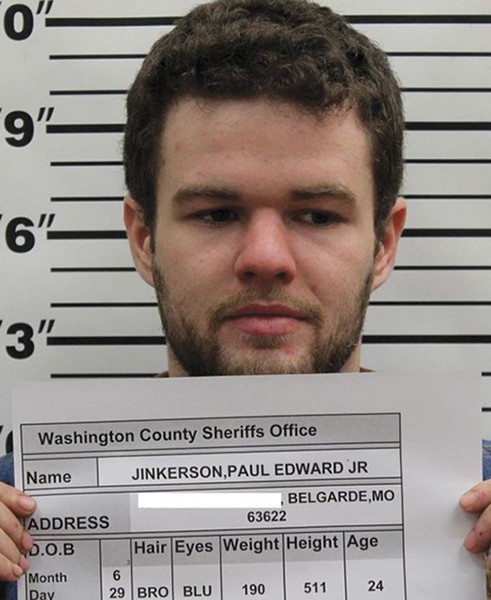 Paul Jinkerson Jr. - WASHINGTON COUNTY SHERIFF