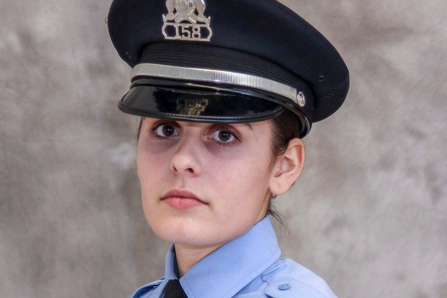 Officer Katlyn Alix was killed early Thursday morning. - COURTESY ST. LOUIS POLICE