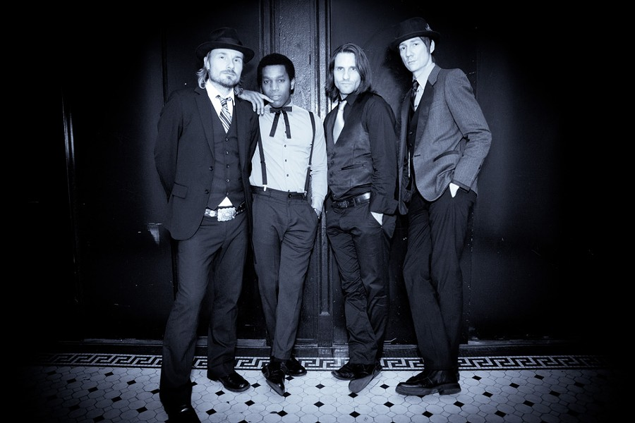 Vintage Trouble will perform at the Ready Room on Wednesday, October 28. - PHOTO BY PETER MCCABE