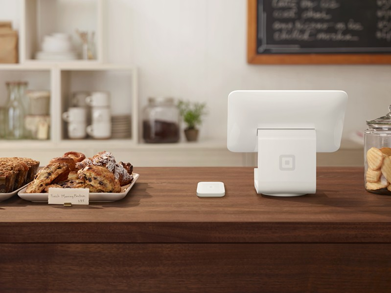 Square's new Contactless and Chip reader allows customers to pay using only their smart phone. - PHOTO COURTESY OF SQUARE