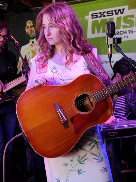 Margo Price at Cheer Up Charlie's - DANA PLONKA