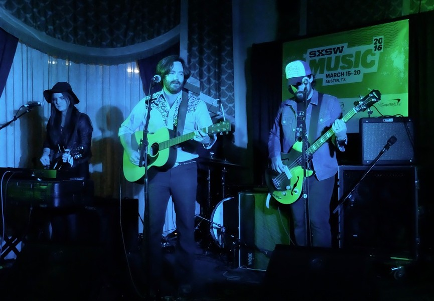 Harvest Thieves at the Driskill - DANA PLONKA