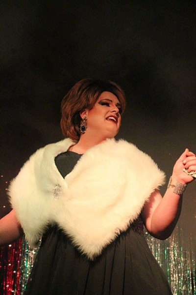 Daniel Kallman is set to perform as Sister Mary Ashtray at a drag event in Pulaski County next month. - COURTESY OF DANIEL KALLMAN