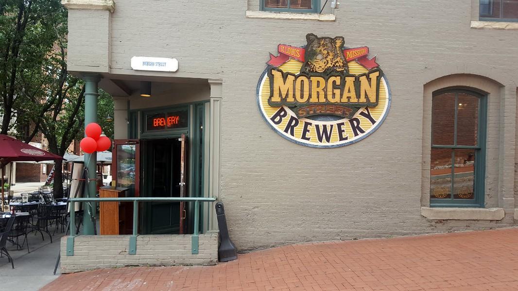 Morgan Street Brewery: A good reminder to visit the Landing. - KAVAHN MANSOURI