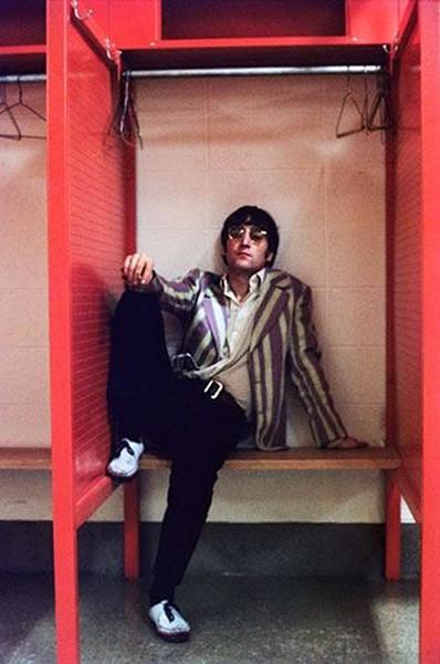 John Lennon: Bigger than Jesus, but still stuck in St. Louis. - RFT ARCHIVES/BOB BONIS/COURTESY OF EBAY/EDELMAN PUBLIC RELATIONS