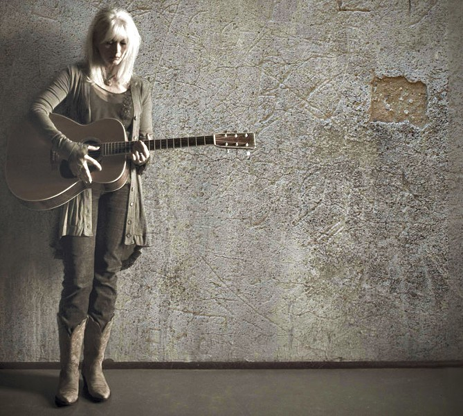Emmylou Harris - PHOTO BY JACK SPENCER