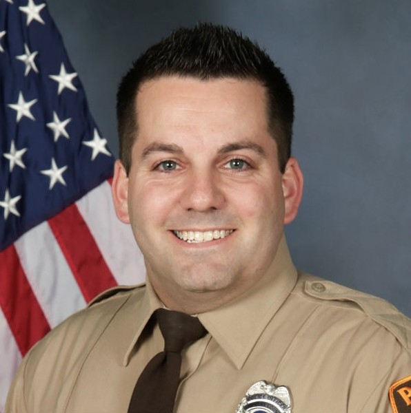 Blake Snyder was killed in the line of duty earlier this month. - COURTESY OF ST. LOUIS COUNTY POLICE