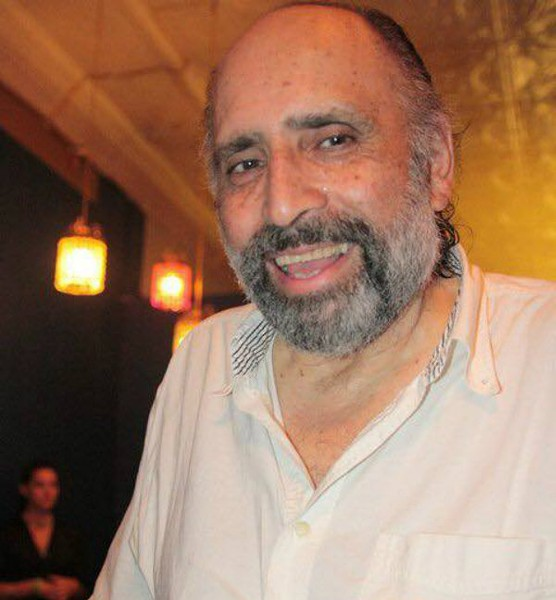 Cafe Natasha owner Beshid Bahrami passed away suddenly this past Tuesday night. - COURTESY OF NATASHA BAHRAMI