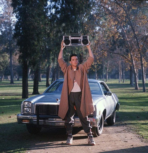 John Cusack can tell you what was actually playing on that boombox on Friday night at the Touhill. - 20TH CENTURY FOX