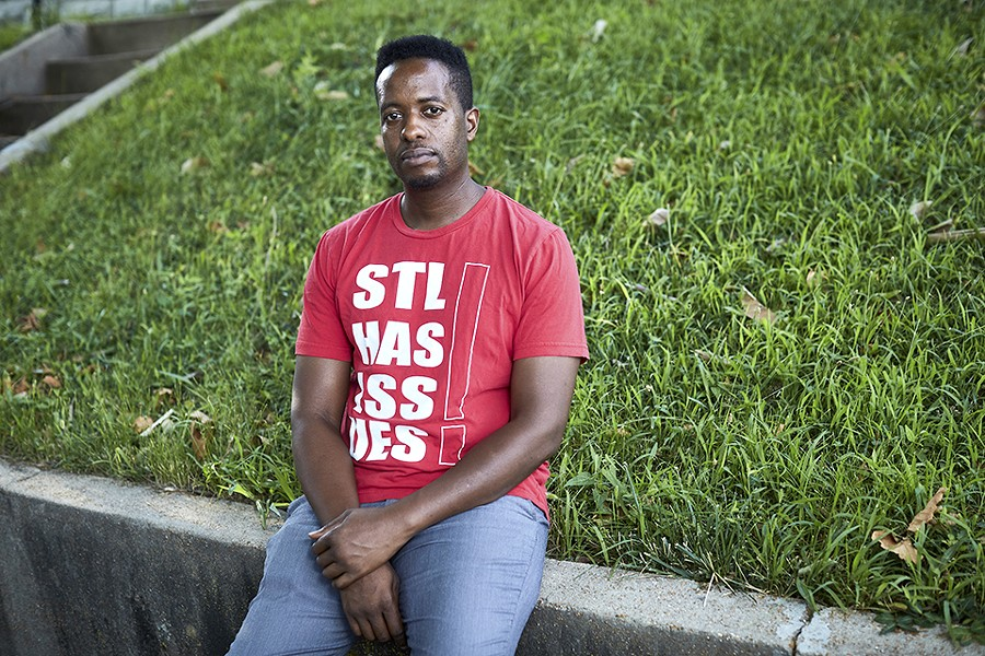 Darian Wigfall says he spent nearly a year asking for diversity training at KDHX. He was fired a week before it was held. - THEO WELLING