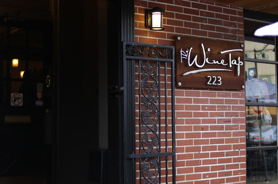 The Wine Tap's current owners took a different approach, and it seems to be working. - CHELSEA NEULING
