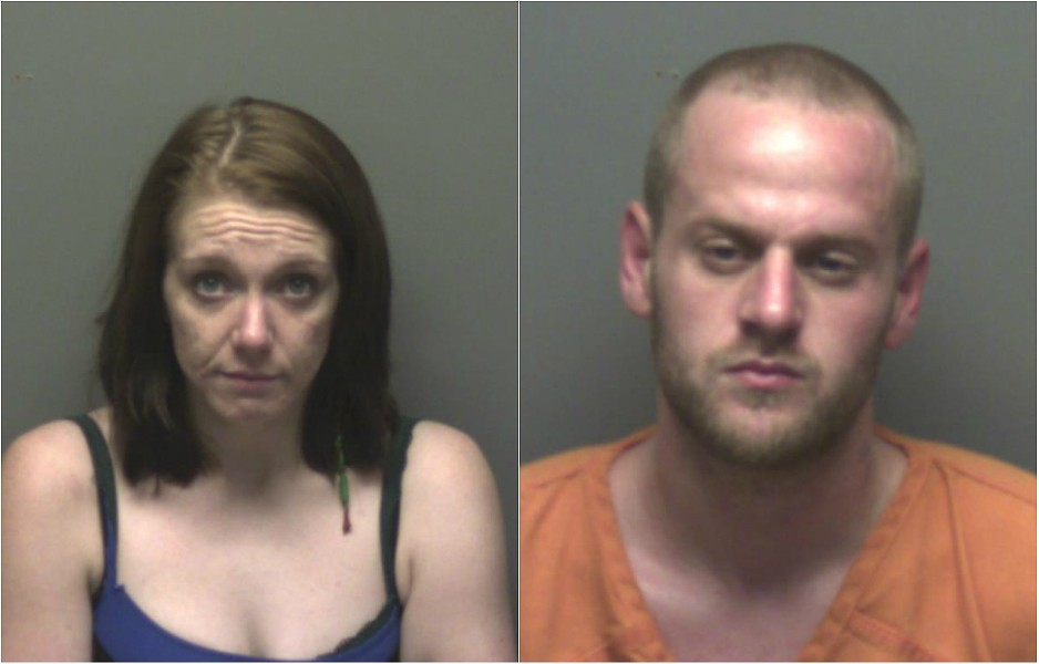In 2018, Whitney Wonish and Timothy Robins pleaded guilty to involuntary manslaughter. - FRANKLIN COUNTY SHERIFF'S OFFICE