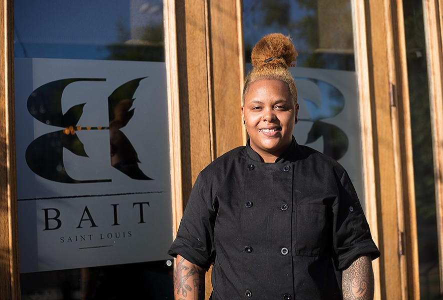 Before joining Bait, executive chef Ceaira Jackson previously worked at now-closed Fleur de Lilies and SoHo Restaurant + Lounge. - MABEL SUEN