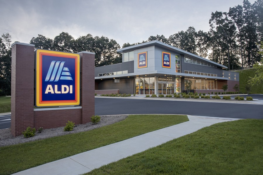 Curbside groceries just got cheaper. - IMAGE PROVIDED BY ALDI