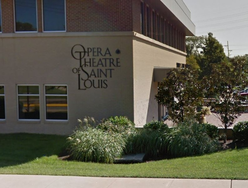 Opera Theatre of Saint Louis's director of artistic administration resigned this week. - GOOGLE MAPS