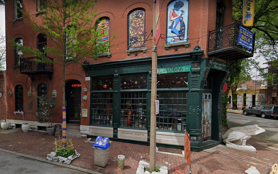 Venice Cafe will stay closed until April, according to a social media post. - VIA GOOGLE MAPS